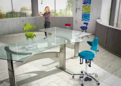 gesunde Bürostühle zertifiziert von AGR