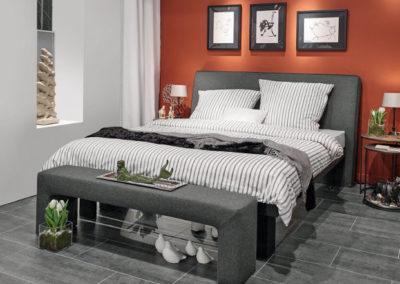 Wohnform Wasserbett mit Bettbank