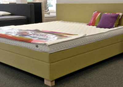 modernes Boxspring-Design