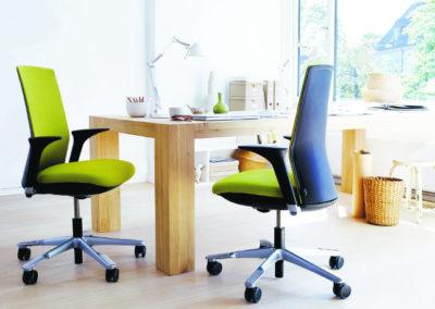 Bürostuhl für kleine Büros