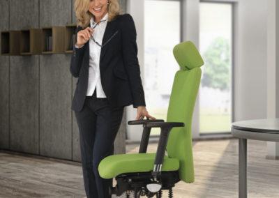 Bürostuhl für Frauen kaufen.