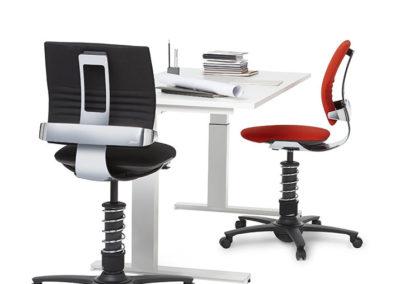 ergonomie im Büro 3 Dee aeris by famos
