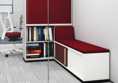 Kleines Büro by famos