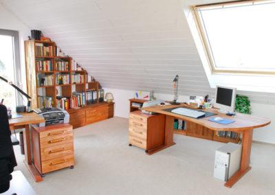 Natürliche Materialien fürs Büro by famos