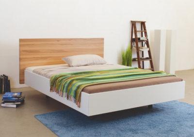 Bett für Zwei