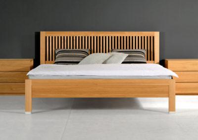 Elegantes Doppelbett