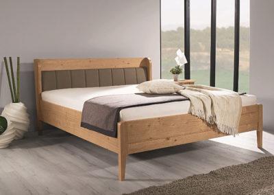 bequemes Kopfteil Bett