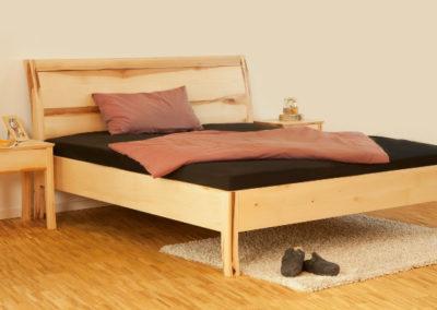 Bett für kl Räume GS