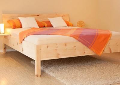 Zirben-Bett GS