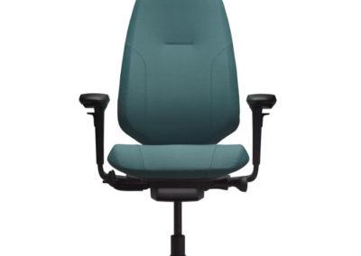 Bürostuhl mit Kopfstütze